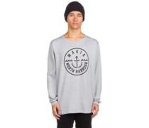 Crown Light Sweater light grey