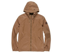Alder Chore Jacket bronco brown