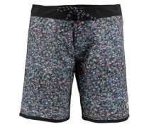 Frame X Liberty Boardshorts black aop