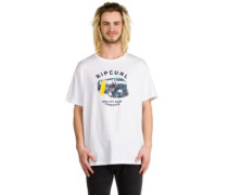 Van Allover T-Shirt optical white