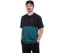 Colorblock T-Shirt trekking green