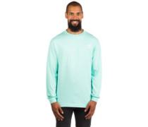 Shhh T-Shirt LS mint