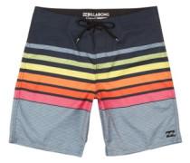 "All Day Og Stripe 18"" Boardshorts neon"