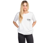Made To Endure Crew T-Shirt white