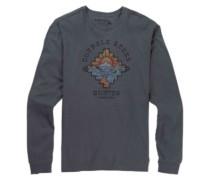 Burkett T-Shirt LS castlerock