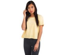 Remix T-Shirt mellow yellow