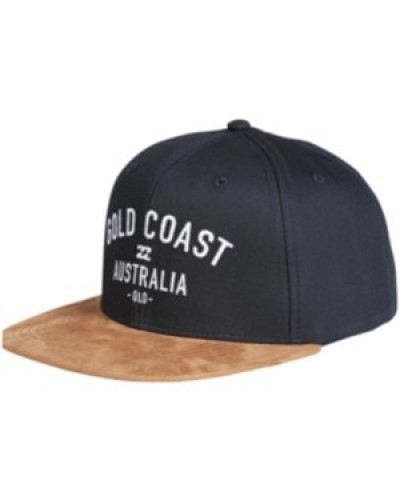 Sama Snapback Cap navy
