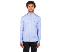 Flagship Shirt LS blue