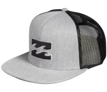 All Day Trucker Cap grey heather