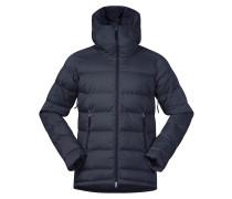 Stranda Down Hybrid Jacket dk fogblue