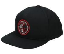 X Spitfire Snapback Cap black
