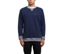 Shelden Crew Sweater indigo