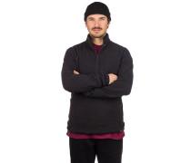 Polartec 1/2 Zip Fleece Jacket black