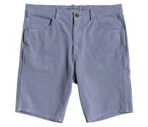 Krandy 5 Pocket Shorts stone wash