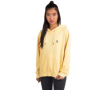 Owlet Patch Hoodie yellow