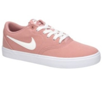 SB Check Solarsoft Canvas Sneakers Women wh