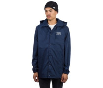 Torrey Hooded MTE Jacket dress blues