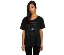 Night Lily T-Shirt true black