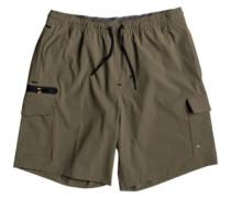 Explorer Shorts stone gray