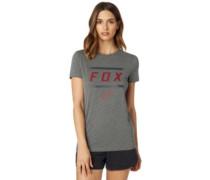 Listless Crew T-Shirt heather graphite