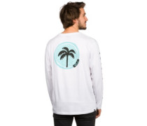 Search Vibes T-Shirt LS optical white