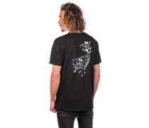 Sk8 Rat T-Shirt black