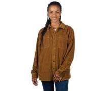 Arthurdale Shirt LS brown duck