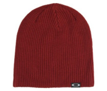 Backbone Beanie iron red