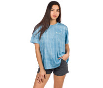 Chained T-Shirt washed stripe