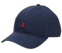 Madison Logo Cap blast red
