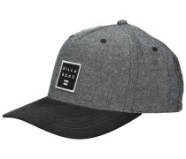Stacked Cap grey