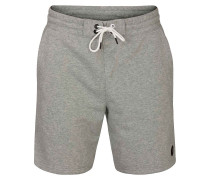 "Universal Fleece 19"" Shorts dark grey heather"