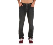 K Slim Jeans black stone