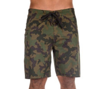 "Mirage Seaforce 19"" Boardshorts dark olive"
