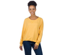 Keegan Crew Sweater banana