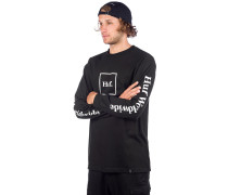 Domestic Long Sleeve T-Shirt black