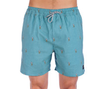 Volley Archipelagoes 16'' Boardshorts blue