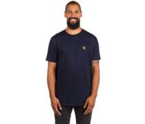 Duck C T-Shirt navy