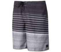 "Line Up 19"" Boardshorts black"