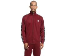 Bellingham Track Fleece Jacket cabernet