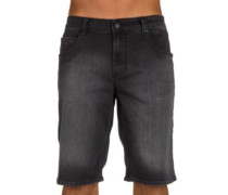 Rafter 2 Shorts black denim
