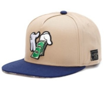 C&S WL Make It Rain Cap sand