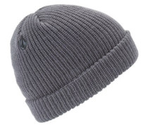 Full Stone Beanie Youth midnight blue