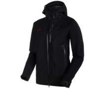 Masao Outdoor Jacket black
