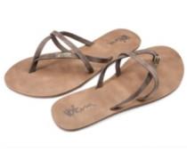 All Night Long Sandals Women brown