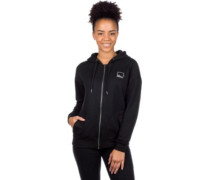 BT Authentic Zip Hoodie black