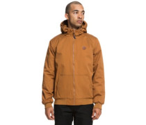 Ellis Padded Jacket wheat