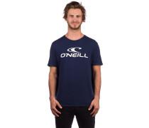 T-Shirt ink blue