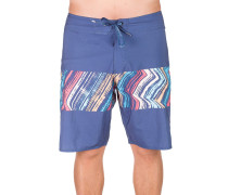 "Macaw Mod 20"" Boardshorts deep blue"