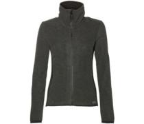 Ventilator Fz Fleece Jacket black out